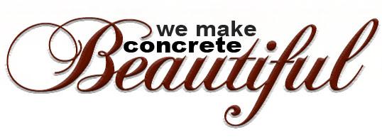 We Make Concrete Beautiful
